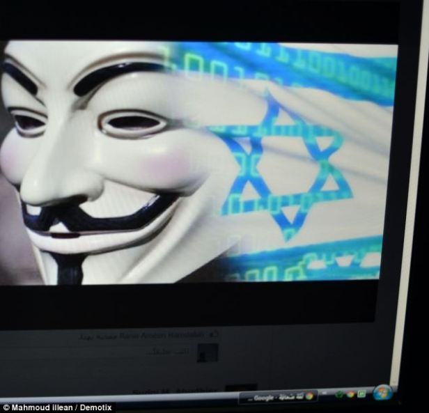Global-hacking-group-Anonymous-launched-a-cyber-attack-against-Israeli-government-websites-in-a-web-protest-on-the-countrys-annual-Holocaust-memorial-day