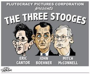 political-humor-cartoon-three-stooges-cantor-boehner-mcconnell
