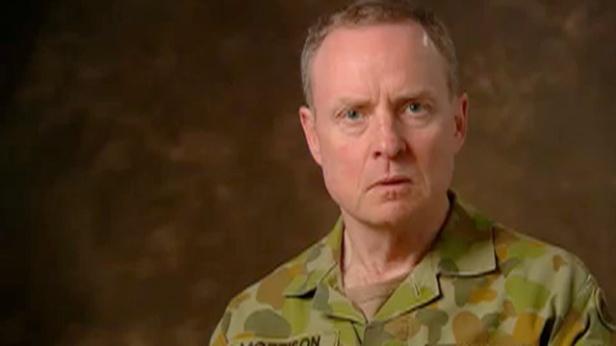 Lieutenant General David Morrison