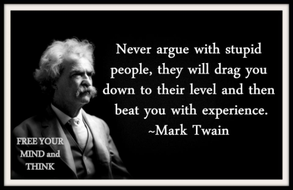 stupid people--never argue with stupid people.preview