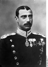 König Christian X. von Dänemark