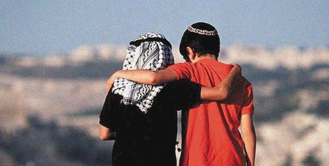 Togetherness-JewishPalestinianChi