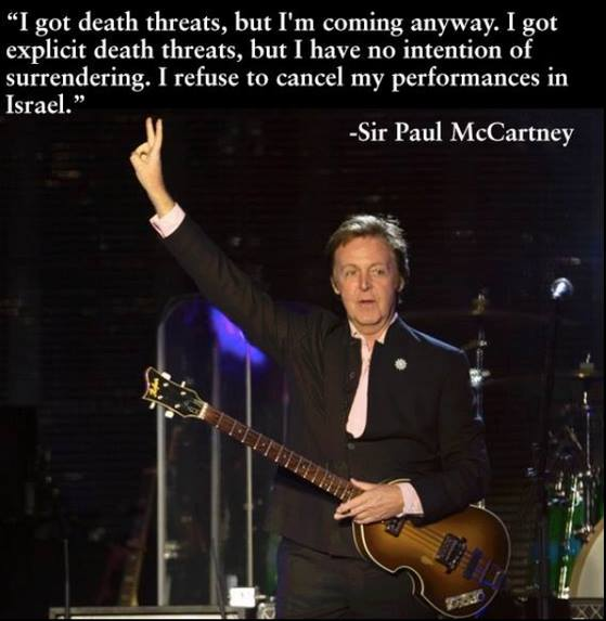 Thank You Sir Paul!