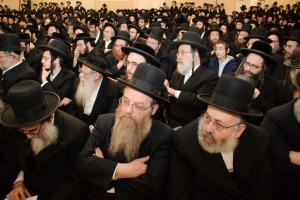 satmar meeting at marriott