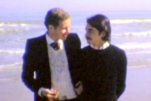 Tom Clark and Gianni