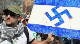 israeli-flag-turned-swastika-4453720158_3f639a1ea52_1