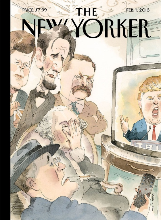 NYer cover