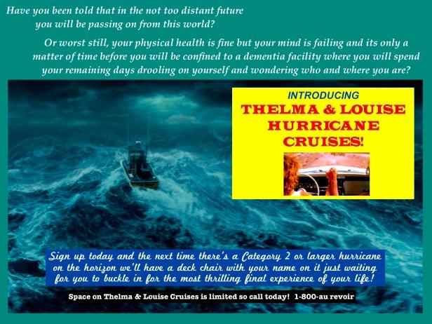 Thelma & Louise Cruises