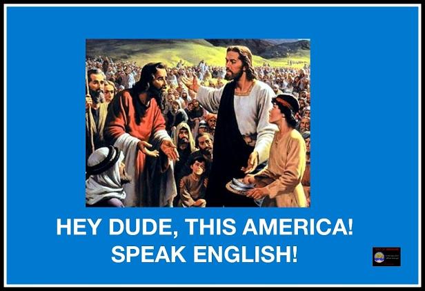Language Jesus